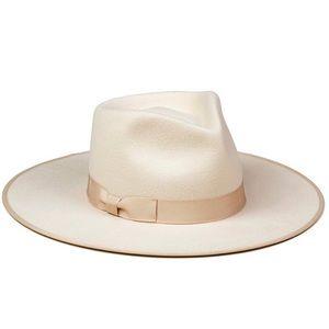 Lack of Color Ivory rancher hat